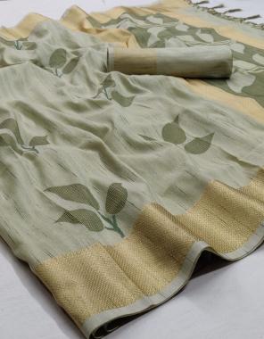 mehndi soft handloom weaving silk fabric weaving jacqaurd work wedding