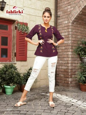 jam rayon fabric embroidery work casual