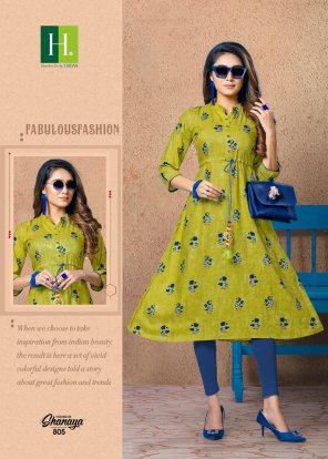 parrot heavy rayon fabric printed work party