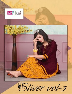 maroon rayon fabric printed work occasionaly