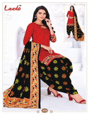 red top - cotton printed 2.50m | bottom - cotton printed  2m | dupatta - cotton printed 2.25m fabric printed work casual