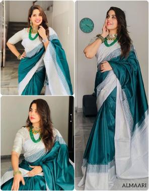 rama soft lichi silk fabric weaving jacqaurd  work party wear