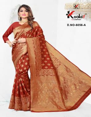 brown silk  fabric jacquard  work festive