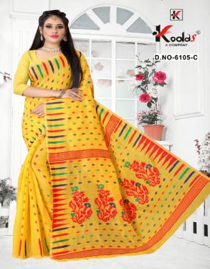 yellow cotton fabric weaving work casual
