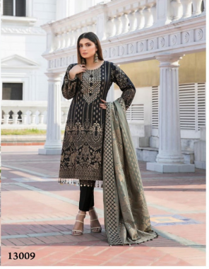black top - pure cotton print | bottom - pure cotton dyed | dupatta - pure cotton mal mal fabric printed work casual