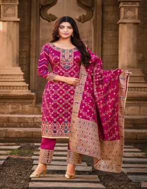 green cotton fabric printed work casual