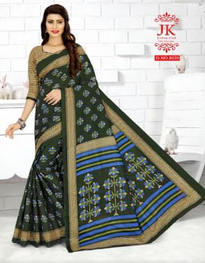 pista green khadi silk fabric self work daily