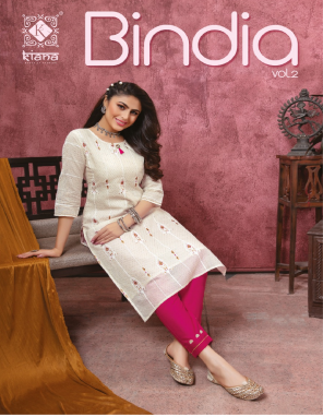 white rayon cotton fabric embroidery work casual