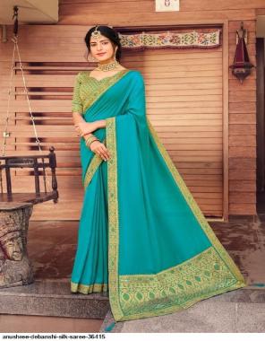 rama fancy silk fabric weaving work festive