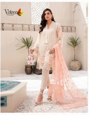 white top - cambric print   bottom - soild cotton   dupatta -munga chex cotton butterfly net  fabric chifele + patc +printed work wedding
