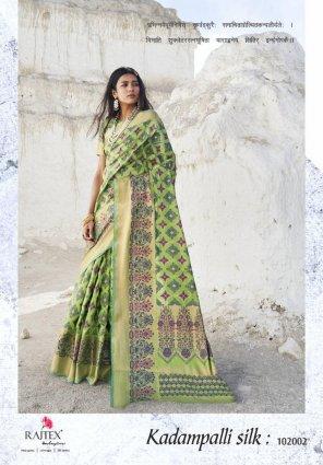 pista silk fabric weaving work festival