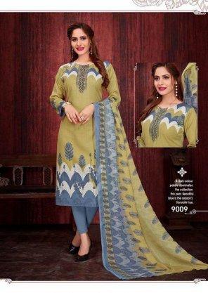 mahendi indo soft fabric printed work reguler