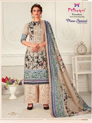 multi cotton fabric printed karachi work reguler