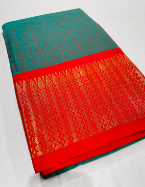 rama soft cotton silk fabric weaving work casual