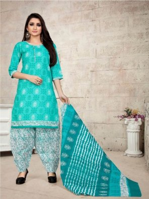 multi cotton fabric printed work casual
