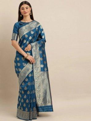 peacock silk fabric weaving work wedding