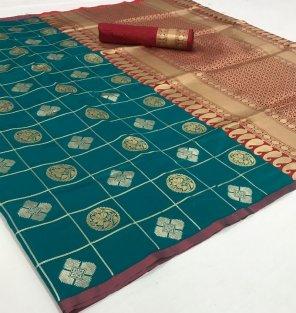 batli pure silk fabric weaving work festival