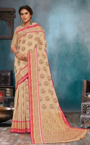 multi colour cotton fabric printed work party