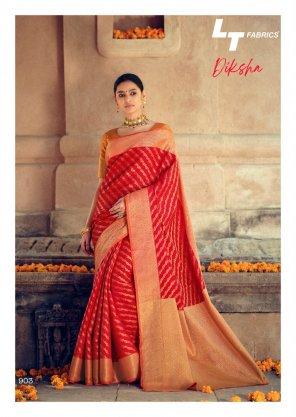 maroon silk fabric jaquard print work wedding