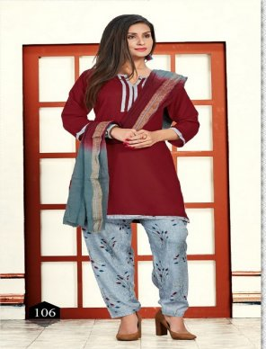maroon rayon fabric plain work casual