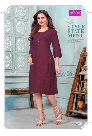 magenta rayon fabric plain work casual