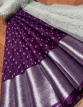 wine lehenga -pure organza 3m |blouse - banglori satin 1m |dupatta -pure organza 2.30m fabric embroidery cutwork work running