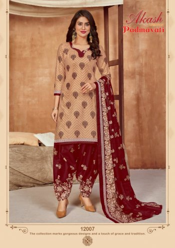light brown cotton fabric printed work party