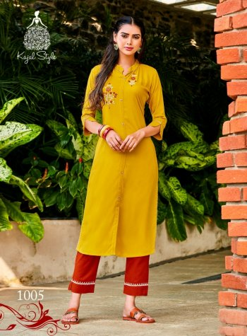 yellow rayon fabric printed work occasionaly