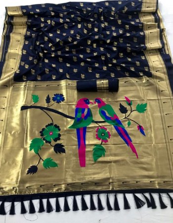 black silk fabric printed work casual