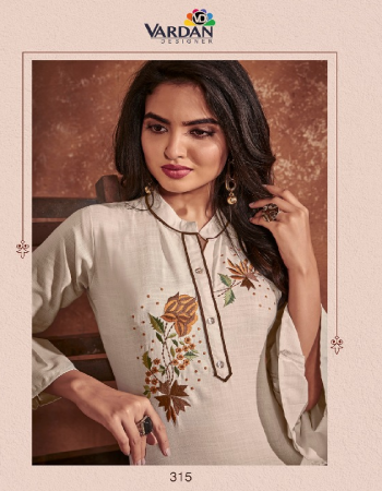 white nira cotton with baloon slives fabric embroidery work casual
