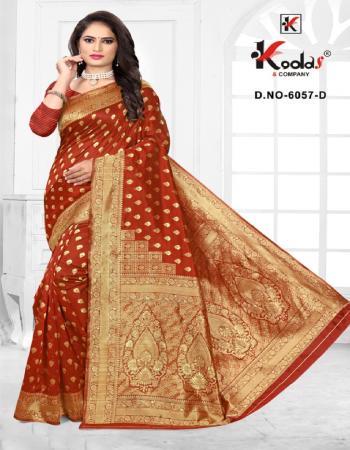 brown silk fabric weaving work casual