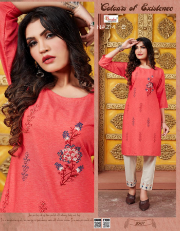 pink top - heavy milanz rayon with manual embroidery | bottom - heavy flex cotton with embroidery fabric embroidery work ethnic