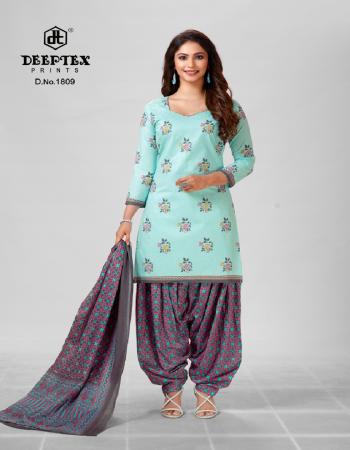 sky blue pure cotton | top - 2.50 m | bottom - 2.50 m | dupatta - 2.25m fabric printed work festive