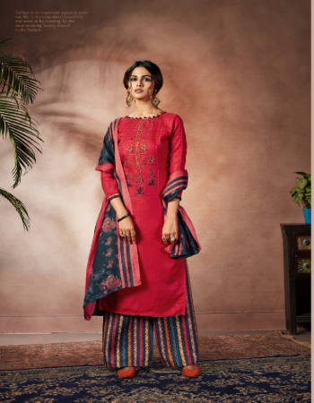 red top - 100% pure pashmina print with heavy kashmiri embroidery work ( 2.50 m) | dupatta - pure pashmina shawl with four side lace ( 2.30 m) | botttom - pure pashmina printed patiyala salwar ( 3m approx) fabric embroidery + printed work casual