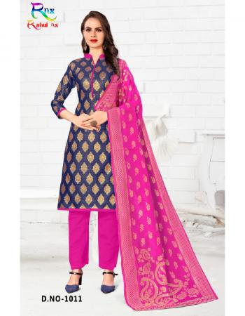 purple top - banarasi silk ( 2.50 m)   bottom - tapeta silk   dupatta - jacquard weaving ( 2.20 m) fabric jacquard + weaving work casual