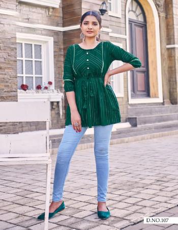 dark green lurex rayon fabric fancy work work ethnic