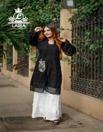 black top - pure georgette | inner - pure heavy santoon | sarara - pure georgette | bottom inner - pure santoon  fabric patch work work casual