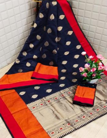 black cotton silk fabric printed work casual