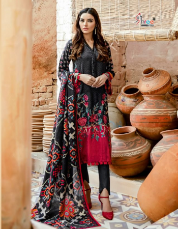 black top - heavy pashmina print with exclusive embroidery | bottom - pashmina | dupatta - pashmina shawl [ pakistani copy ] fabric exclusive embroidery work casual
