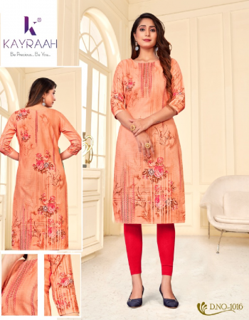 orange fancy ( digital radients 16 clours radients mix use in digital machine ) fabric printed work casual