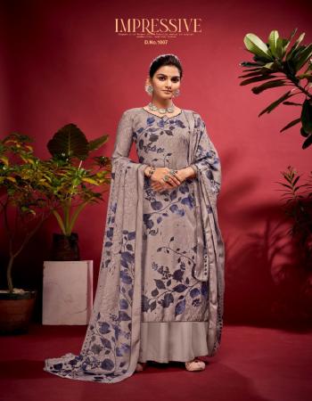 grey top - pashmina jacquard exclusive digital print ( 2.50 m) | bottom - heavy pashmina spun ( 3.00 m approx ) | dupatta - digital print twill pashmina shawl printed ( 2.25 m) fabric digital print work ethnic