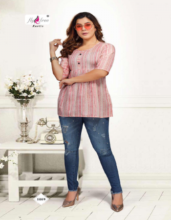 pink heavy rayon print | length - 30 fabric printed work casual
