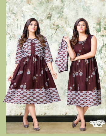 red silk fabric printed work casual
