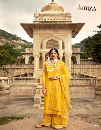 yellow slik fabric embroidery work wedding