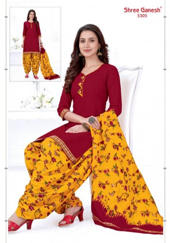 maroon pure cotton fabric print work casual