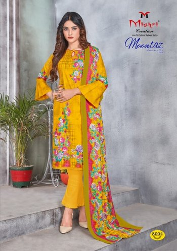 yellow karachi cotton fabric printed work party