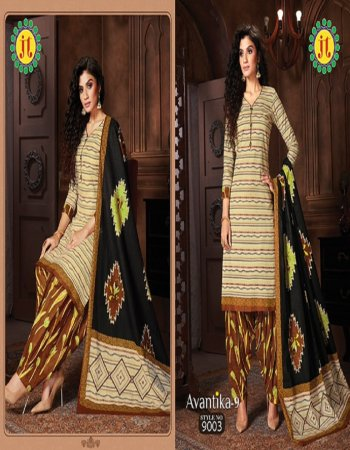 off white pure cotton fabric printed work party