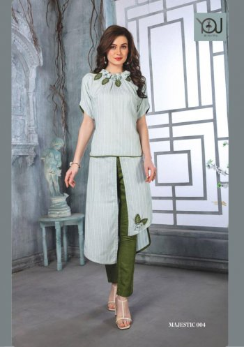 light mhendi green rayon fabric machine work work party
